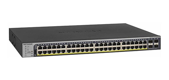 Switch Netgear 52-port Gigabit Ethernet Smart Managed P 4495