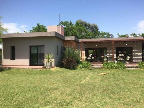 Casa Venta 2 Dormitorios 2 Baños 1 Patio Y Parrilla 900 Mts 2 Totales - Villa Elvira