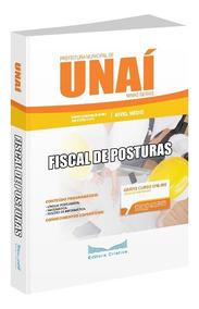Apostila Prefeitura De Unaí - Fiscal De Posturas - 2019