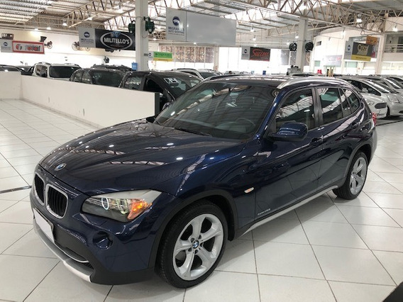 Bmw X 1 Blindada
