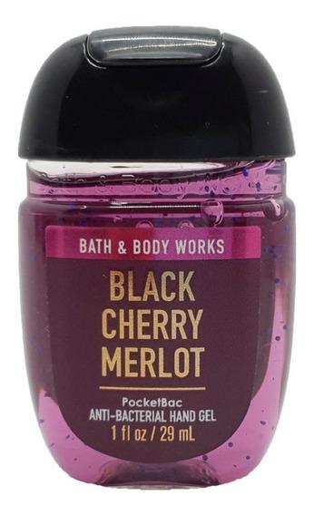 Gel Antibacterial Bath & Body Works Black Cherry Merlot 29 M