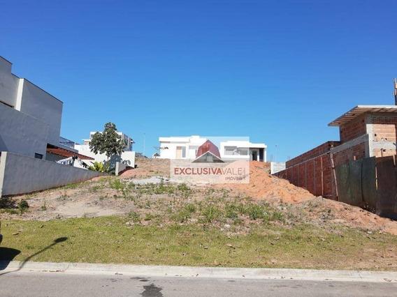 Terreno À Venda, 451 M² Por R$ 371.000 - Cond. Residencial Mônaco - Urbanova - Te0412
