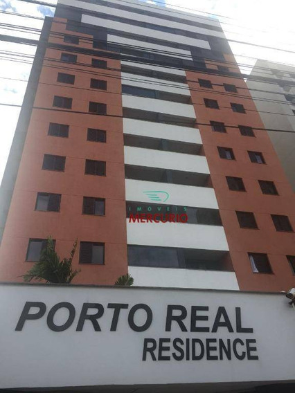 Apartamento Residencial Para Locação, Vila Nova Cidade Universitária, Bauru. - Ap2505