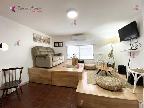 Venta Apartamento En Peninsula, Monoambiente Reciclado- Ref: 9645