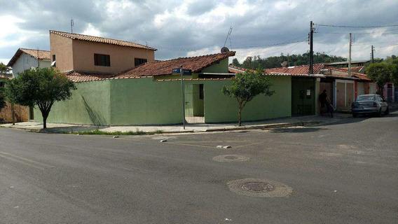 Casa Com 4 Dorms, Jardim São Dimas, Amparo - R$ 298.000,00, Codigo: 1822 - V1822