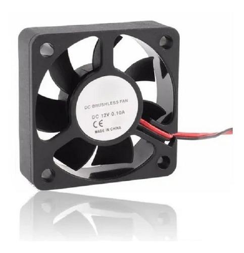 Fan Cooler Extractor Ventilador 4cm 40mm  Pc Case 2 Pin 12v