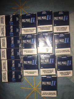 Cigarros Cónsul, Malboro, Lucky Strike