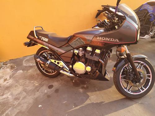 Imagem 1 de 11 de Honda Cbx 750