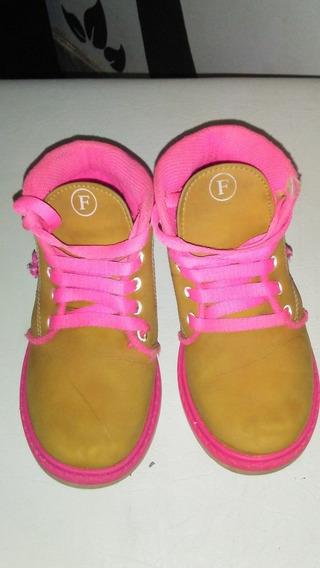 Zapatos De Niñas Usados