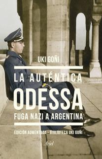La Auténtica Odessa De Uki Goñi - Ariel