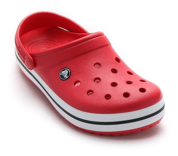 Crocs Band Color Rojo