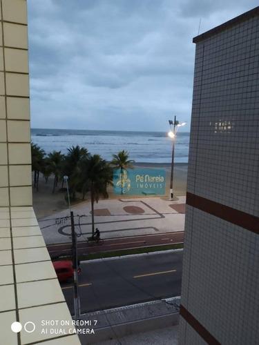 Imagem 1 de 18 de Apartamento Com 2 Dormitórios À Venda, 45 M² Por R$ 230.000,00 - Canto Do Forte - Praia Grande/sp - Ap0619