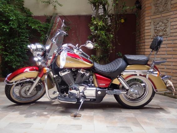 Shadow 750 Aereo (rara) - Vermelha 14 Mil Km (2005)