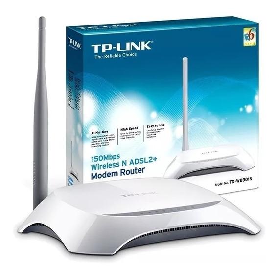 Modem Router Dlink Internet Tplink Aba Cantv Trendnet 3 En 1