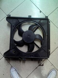 Electro Ventilador De Ssangyong Actyon O Kiron 2.3 A Gasolin