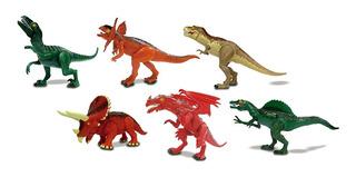 Dinosaurios / Dragones Surtidos Chico Con Luz Y Sonido Pc