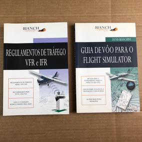 2 Livros De Aviação Aérea Bianch
