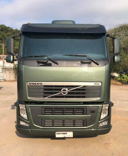 Imagem 1 de 15 de Volvo Fh 440 10/10 6x2 Verde Cegonheiro