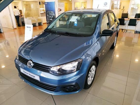 Volkswagen Voyage 1.6 Trenline 101cv My19 Anticipo Fcio 0% 4