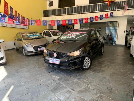 Fiat Argo Drive 1.0 6v (flex) Sem Entrada