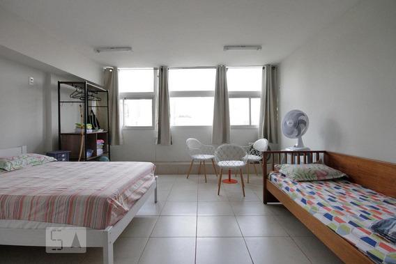 Apartamento Para Aluguel - Centro, 1 Quarto, 37 - 893053780