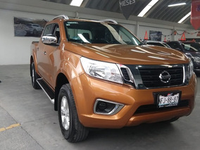 Nissan Np300 Frontier Doble Cabina 2.5 Le Aa Mt 2018