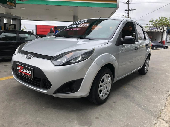 Ford Fiesta Sedan 2012 Completo 1.6 8v Flex Revisado