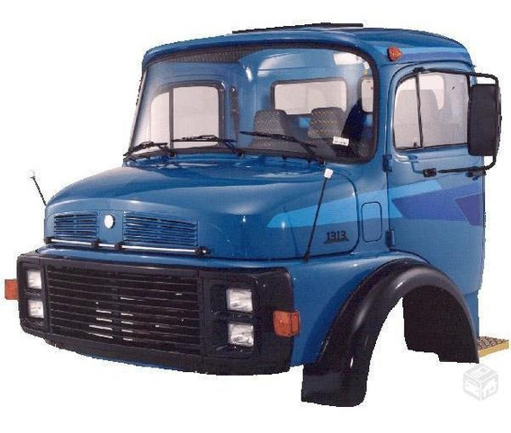 Cabine Mercedes Benz 1513-1518-1113-1313 / 710-914 / 608-d