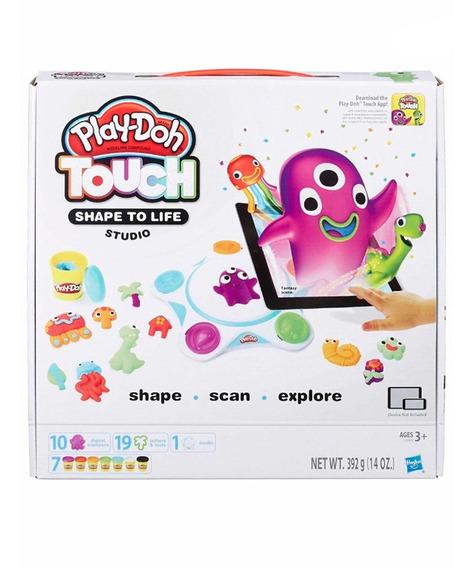 Play Doh Shape To Life Studio Original Hasbro