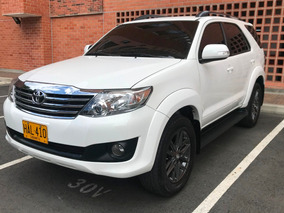 Toyota Fortuner Urbana At 2700 Cc 2014 4x2 Gasolina
