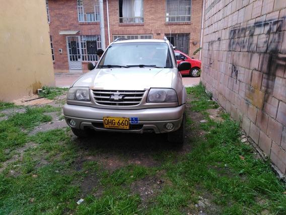 Chevrolet Grand Vitara Camioneta 5 Puertas