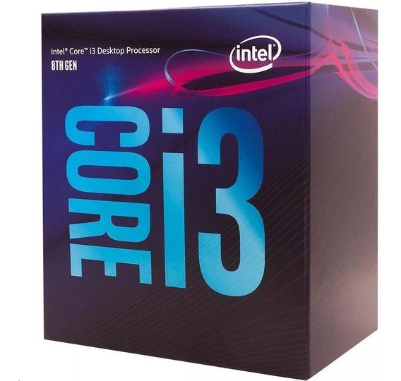 Computador Completo Core I3, 4gb De Ram, Ssd 240 Gb Novo
