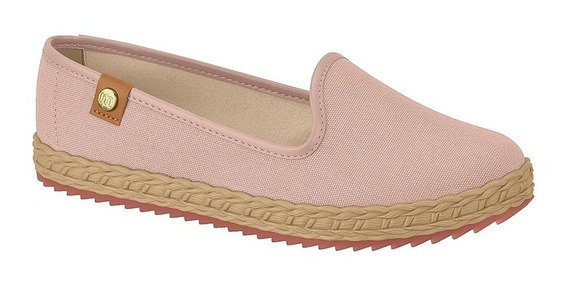 Tênis Moleca Slip On Camurca Flex 5696.104