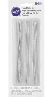 Alambre Floral De Pasta De Goma Wilton 1005-4456