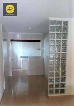 Casa Com 2 Dormitórios À Venda, 55 M² - Parque Morumbi - Mogi Das Cruzes/sp - Ca0068
