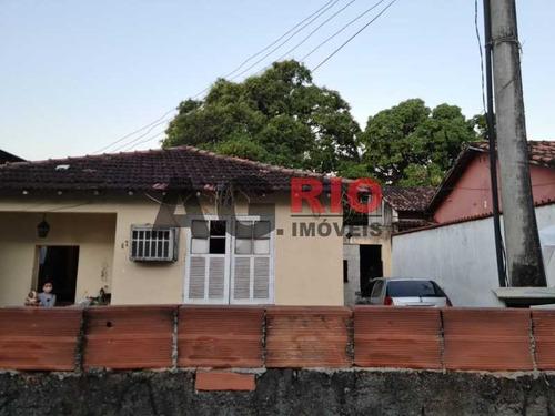 Imagem 1 de 15 de Casa De Rua-à Venda-jardim Sulacap-rio De Janeiro - Vvca30118