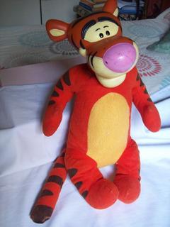 Muñeco De Tigger The Winnie The Pooh - Disney