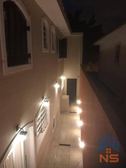 Casa Residencial À Venda, Vila Do Castelo, São Paulo - Ca3413. - Ca3413