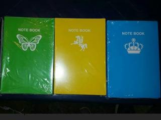 Cuadernos Notebook 1 Linea 40 Hojas 5 Verdes La Docena
