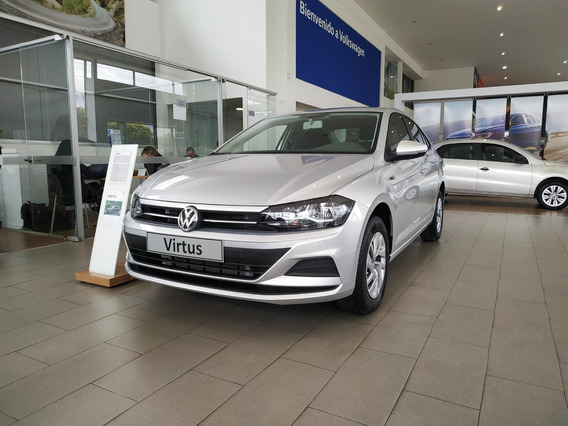 Volkswagen Virtus Automatico Modelo 2020