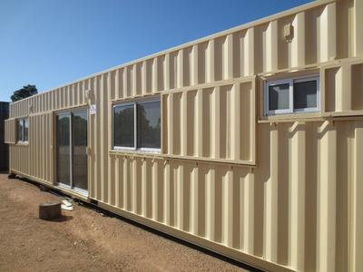 Living Containers - Monoambientes Y Casas 30m2- Contenedores