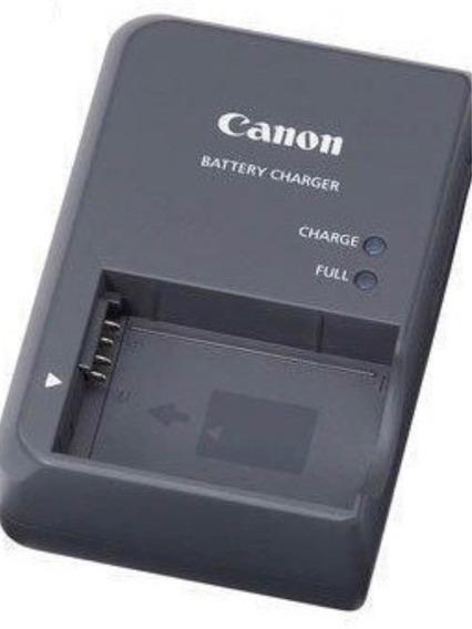 Carregador Bateria Original Câmera Canon Cb-2lz Cb-2lze
