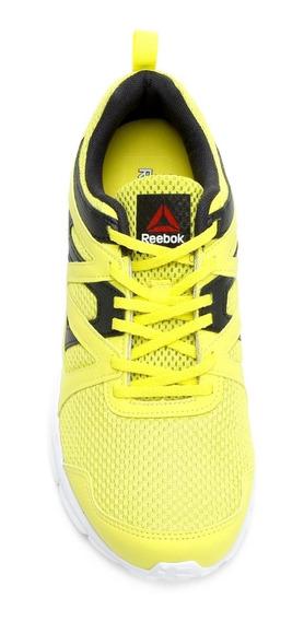 Tênis Reebok Run Supreme 2.0 Amarelo E Preto