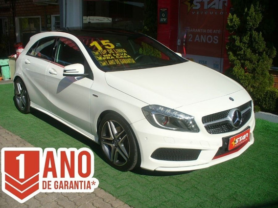 A250 2.0t Sport Aut. 2015 Starveiculos