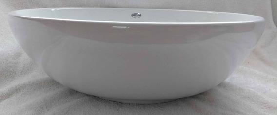 Lavabo Cerámico Moderno De Lujo Modelo Bowl Himmelbauer