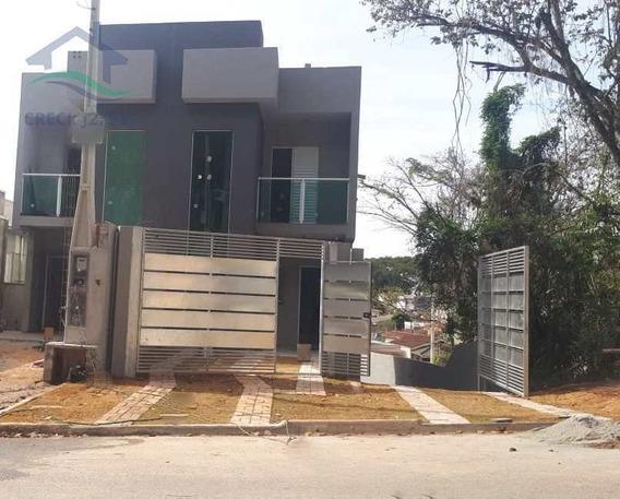 Casa Com 03 Dorms, Jardim Maristela, Atibaia - R$ 550 Mil, Cod: 2440 - V2440
