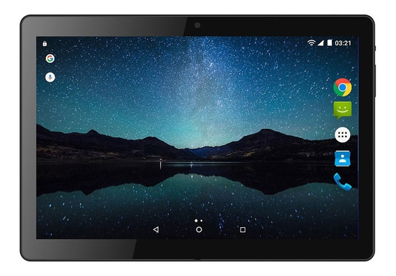 Tablet Multilaser M10a Nb268 Preto 3g Android 7.0 10