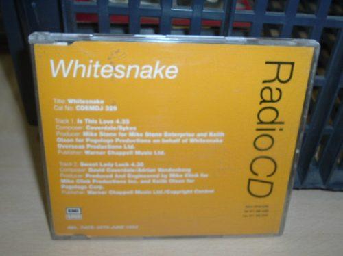 Whitesnake Is This Love Cd Simple Ingles