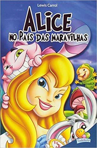 Livro Classic Stars Alice No Pais Das Maravilhas Todo Livro