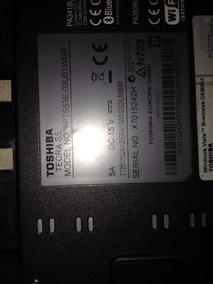Notebook Toshiba Terça Ptpts53e
